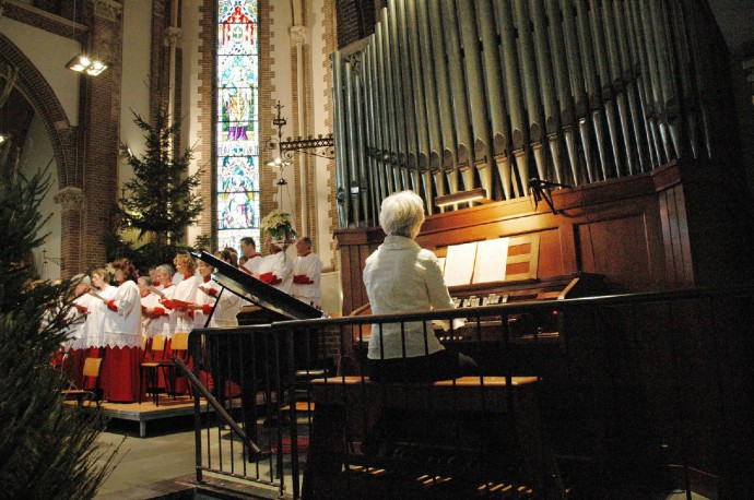 Kerstconcert26-12-2007-2007 Joke 159